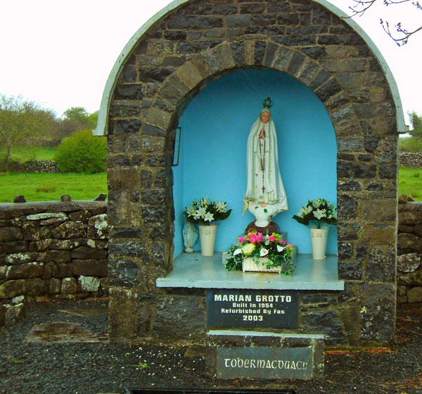 Tobermacduagh Holy Well in Drum. Picture Brian Hoban