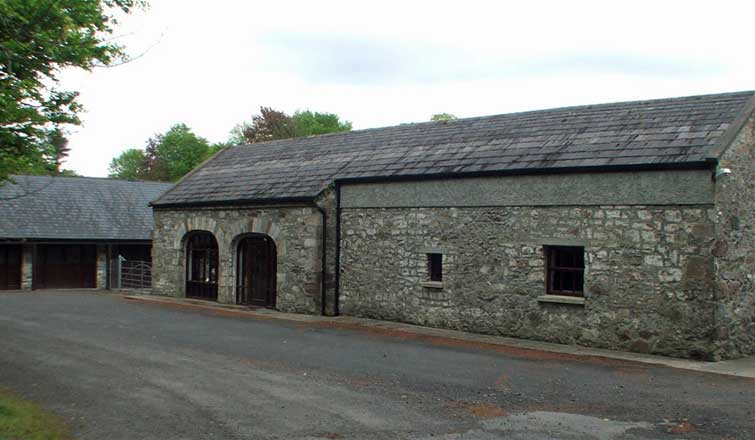 The North Mayo Heritage Centre in the grounds of Enniscoe House, near Crossmolina, contains records covering all of the 29 parishes of North Mayo. Photo: Anthony Hickey