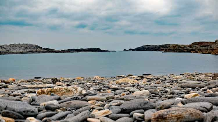 Scotchport is a beautiful, sheltered cove near Corclough on the Mullet, Co Mayo. Photo: Anthony Hickey