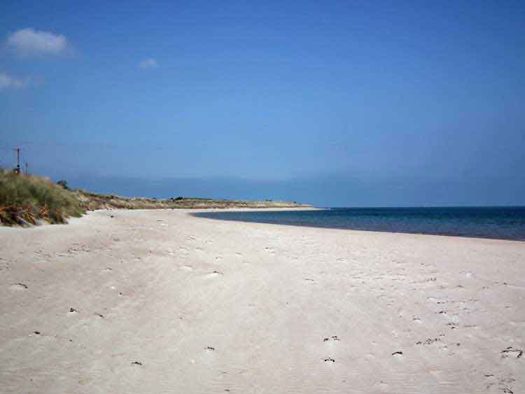 Ross Strand near the historic town of Killala has been popular with generations of Mayo families and visitors. Photo: Anthony Hickey