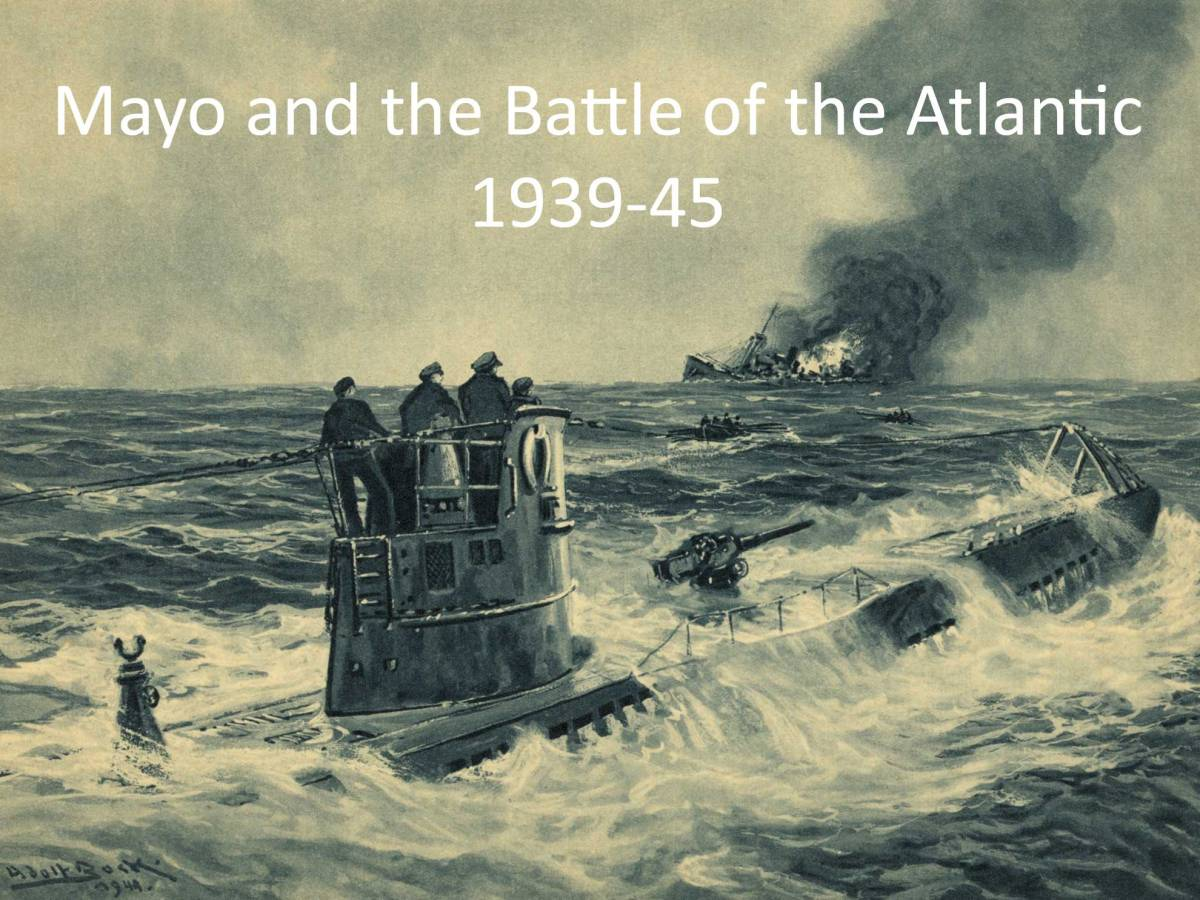 Mayo and the Battle of the Atlantic 1939-45